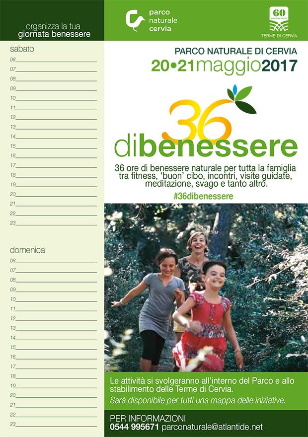 36 DI BENESSERE Parco Natuale di Cervia